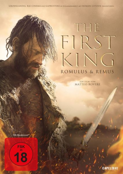 The First King - Romulus & Remus
