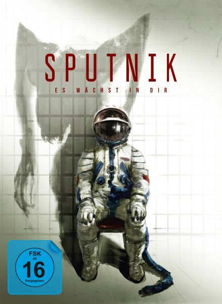Sputnik - 2-Disc Limited Collector's Edition im Mediabook (Blu-ray + DVD)