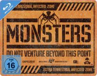 Monsters (Limited Quersteelbook) (OUT OF PRINT)