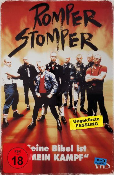 Romper Stomper - Limited Collector's Edition im VHS-Design (uncut)