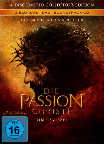 Die Passion Christi (Limited Mediabook)