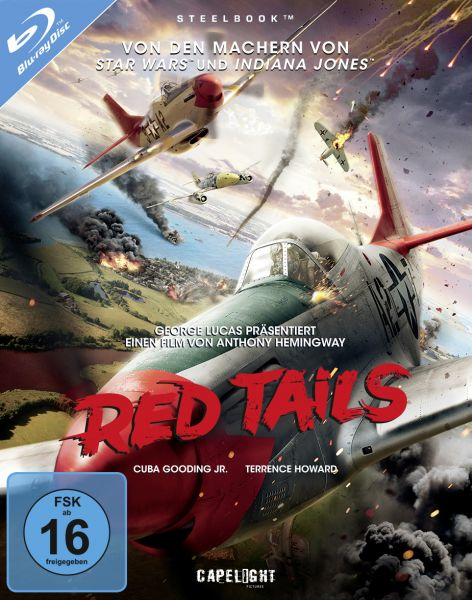 Red Tails (Limited SteelBook Edition)