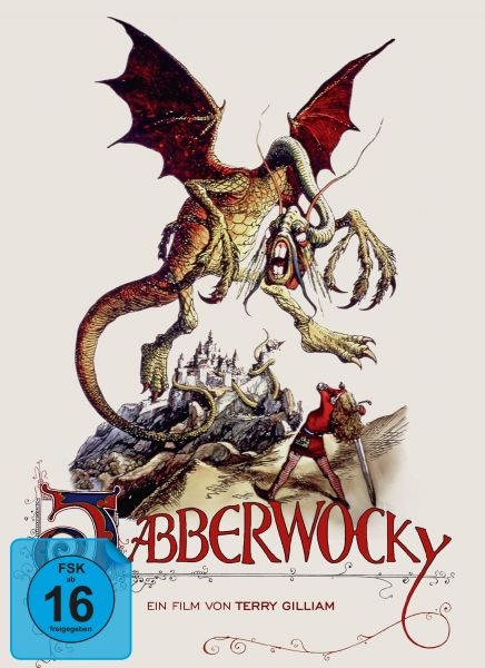Monty Python's Jabberwocky - 2-Disc Limited Collector's Edition im Mediabook (Blu-ray + DVD)