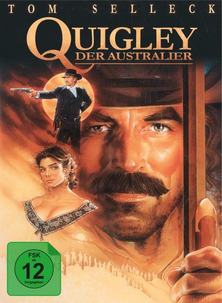 Quigley der Australier - 2-Disc Mediabook (Blu-ray + DVD)
