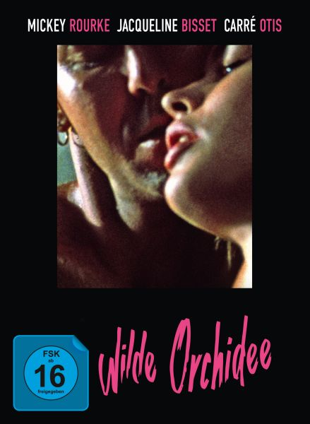 Wilde Orchidee - 2-Disc Limited Collector's Edition im Mediabook (Blu-Ray + DVD)