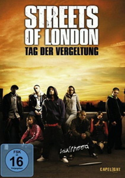 Streets Of London - Tag der Vergeltung (Limited Steelbook) (OUT OF PRINT)