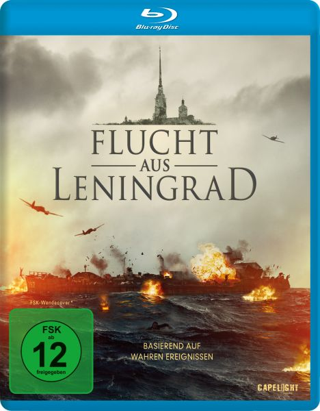 Flucht aus Leningrad (Battle of Leningrad)