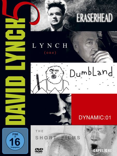 The David Lynch 5 (OUT OF PRINT)