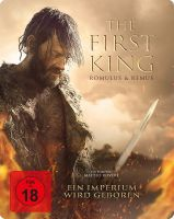 The First King - Romulus & Remus - Limited SteelBook