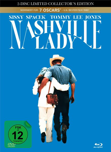 Nashville Lady - 2-Disc Limited Collector's Edition im Mediabook (Blu-ray + DVD)