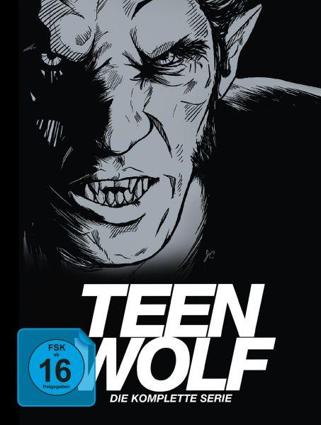 Teen Wolf - Die komplette Serie (Staffel 1-6) (Softbox + Schuber)