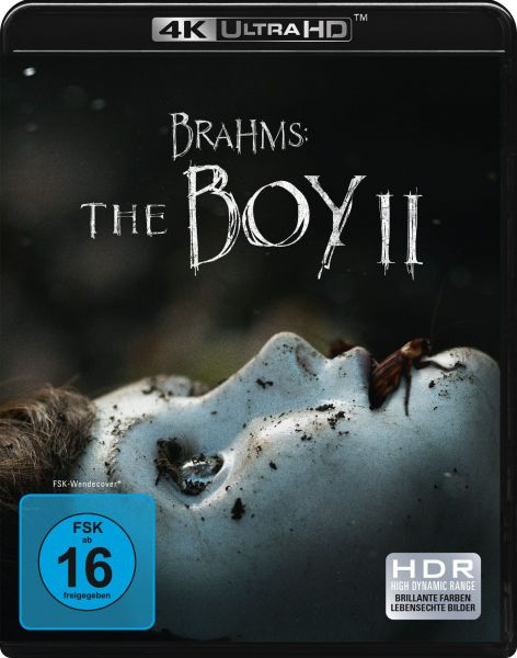 Brahms: The Boy II (4K UHD)