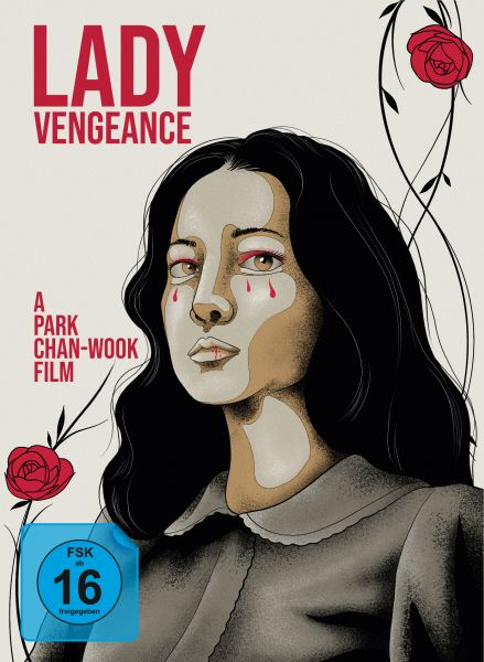 Lady Vengeance - 3-Disc Limited Collector's Edition im Mediabook (Sammlercover)
