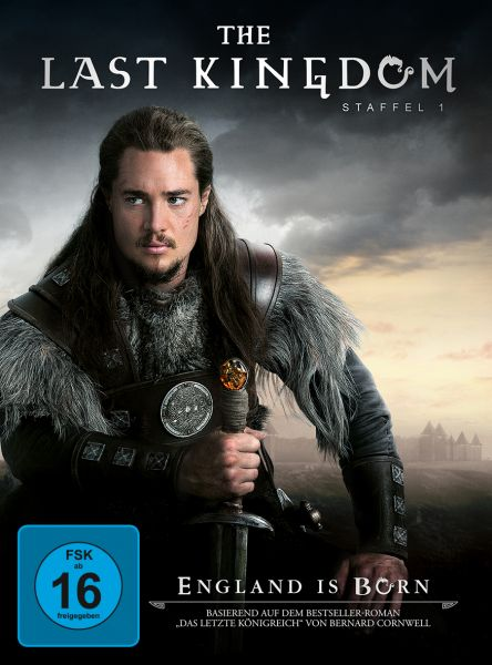 The Last Kingdom - Staffel 1 (Softbox)