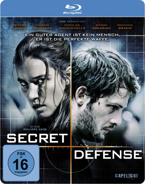 Secret Defense (Limited SteelBook Edition)