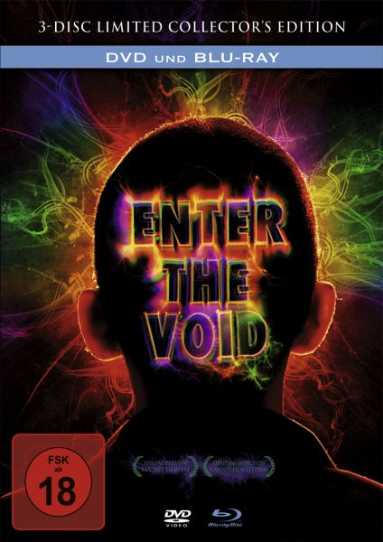 Enter The Void - Limited Edition (Blu-ray + DVD Mediabook) (OUT OF PRINT)
