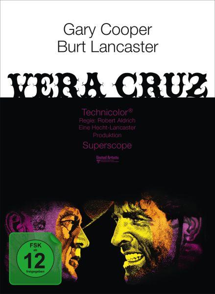 Vera Cruz - 2-Disc Limited Collector's Edition im Mediabook (Blu-Ray + DVD)
