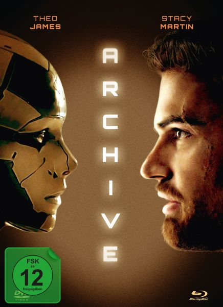 Archive - 2-Disc Limited Collector's Edition im Mediabook (Blu-ray + DVD)