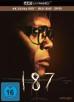 187 - Eine tödliche Zahl - 3-Disc Mediabook (UHD + Blu-ray + DVD) (Out Of Print)